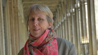 Anne Blanchard, directrice du Festival d'opéra baroque de Beaune.  (Lorenzo Ciavarini Azzi/Culturebox)