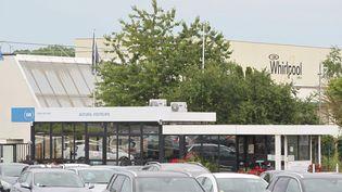 L'usine WN Factory, repreneur du site Whirlpool à Amiens (Somme), le4 juin 2019. (MAXPPP)