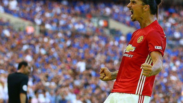 Un nouveau défi pour Zlatan Ibrahimovic à Manchester United (MCMANUS/BPI/SHUTTERSTOC/SIPA / REX)