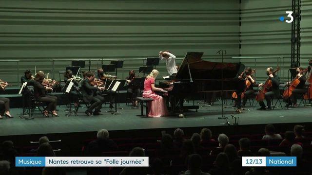 """Nantes : """"La Folle journée"""", le festival de musique classique, est de retour"""