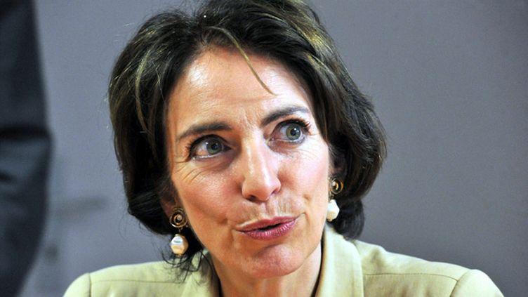 (Marisol Touraine, la ministre de la Santé © MAXPPP)