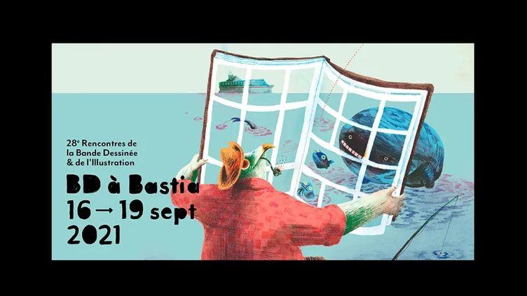 28e rencontres de la Bande Dessinée et de l'Illustration à Bastia. (GAETAN DOREMUS)