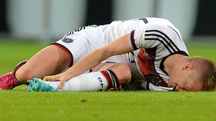 Marco Reus officiellement forfait pour la Coupe du Monde (THOMAS EISENHUTH / MAXPPP)