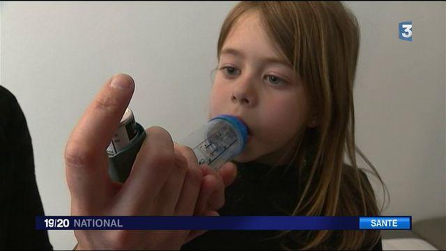 Santé : comment vivre avec l'asthme dès l'enfance