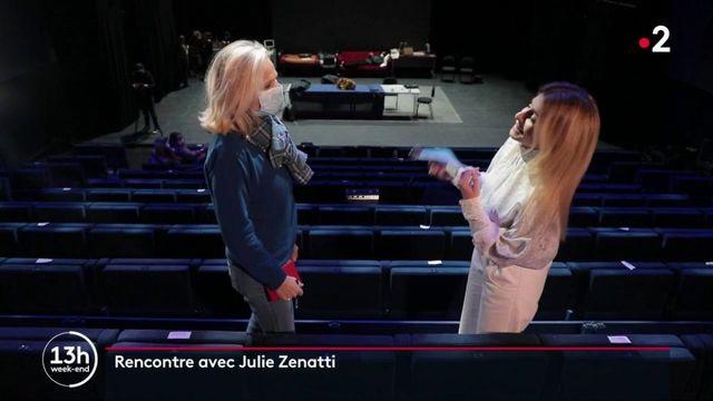 Musique : un concert virtuel de Julie Zenatti pour la sortie de son 8ème album