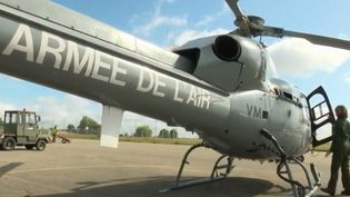 fennec helicoptere  (FRANCE 2)