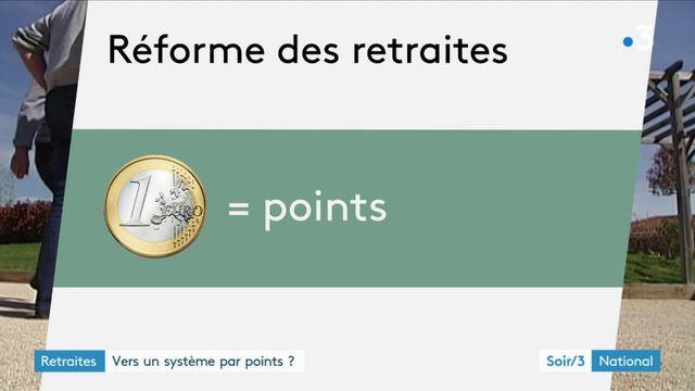 Retraite : vers un système par points ?