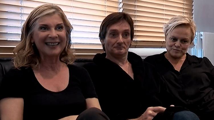 Michèle Laroque, Pierre Palmade et Muriel Robin  (France 3 / Culturebox)