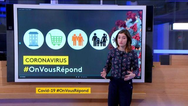 Coronavirus : franceinfo répond aux internautes