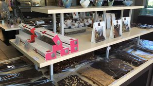 Des chocolats aux insectes interdits de vente. (Radio France)