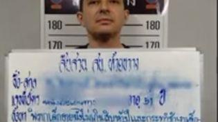 Un professeur de français expatrié en Asie a été arrêté à Besançon (Doubs) le 30 mars dernier et mis en examen. Il est soupçonné d'avoir violé des dizaines d'enfants. (FRANCE 2)