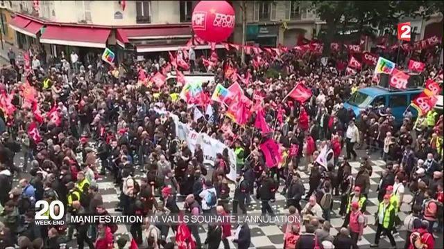 Loi El Khomri : vers une annulation des manifestations ?
