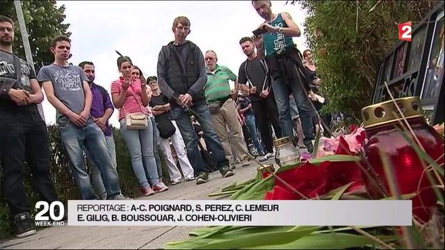 Fusillade à Munich : les habitants sous le choc
