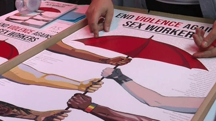 De nombreuses expos et rencontres sont organisées pendant le festival pour faire découvrir tous les aspects des métiers du sexe et de ceux qui les pratiquent.  (France 3 Culturebox (capture d'écran))