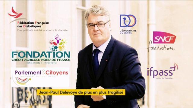 Réforme des retraites : Jean-Paul Delevoye en position inconfortable