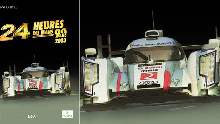 Le livre officiel des 24 Heures du Mans 2013