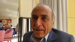 Ziad Takieddine, en mars 2018. (RADIO FRANCE)