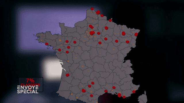 Envoyé spécial. Pollution industrielle : combien d'écoles à risque en France ?