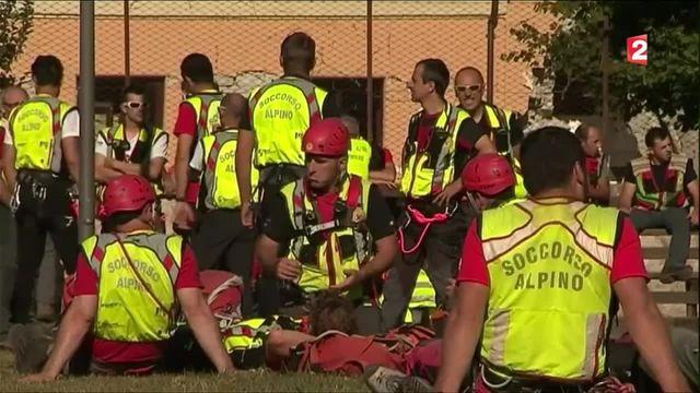 Séisme en Italie : la solidarité s'organise à Amatrice