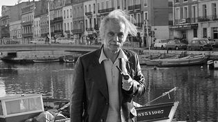 Georges Brassens à Sète en 1979  ( BANQUE D'IMAGES MEDITERRANEENNE)