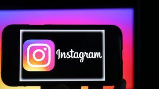 Instagram. Photo d'illustration. (ARNAUD JOURNOIS / MAXPPP)