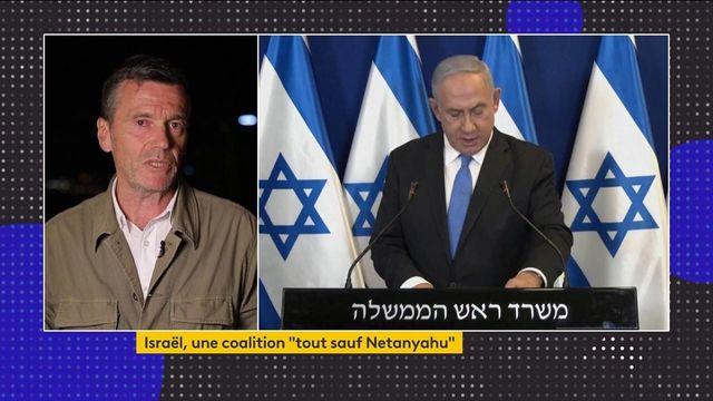 Israël : Benjamin Netanyahou menacé par la coalition de Yair Lapid