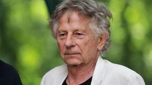 Le cinéaste Roman Polanski àChanceaux-près-Loches (Indre-et-Loire) lors d'un salon littéraire, le 28 août 2016. (GUILLAUME SOUVANT / AFP)