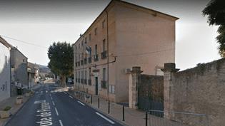 La mairie de Faugères, un village de 500 habitants situé dans l'Hérault. (CAPTURE ECRAN GOOGLE MAPS)
