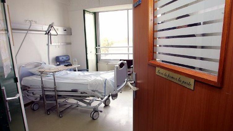 L'ADMD veut susciter le débat sur l'euthanasie dans la campagne présidentielle. (PHILIPPE HUGUEN / AFP)