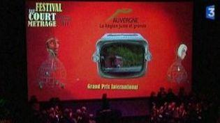 Festival du court métrage de Clermont-Ferrand : le palmarès  (Culturebox)