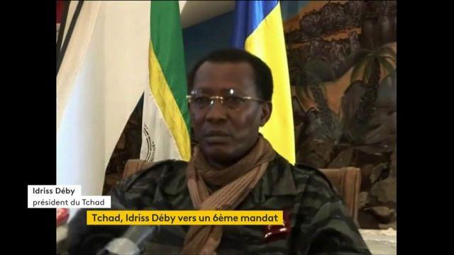 Tchad : vers un 6ème mandat pour Idriss Déby