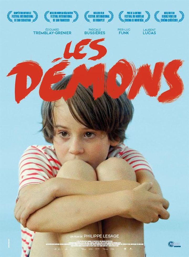"""""""Les Démons"""" : l'affiche française  (Paname Distribution)"""