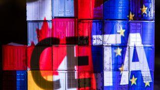 Le traité transatlantique entre l'Union européenne et le Canada doit être voté par les députés français le 22 juillet 2019. (Photo d'illustration) (JENS BUTTNER / ZB)