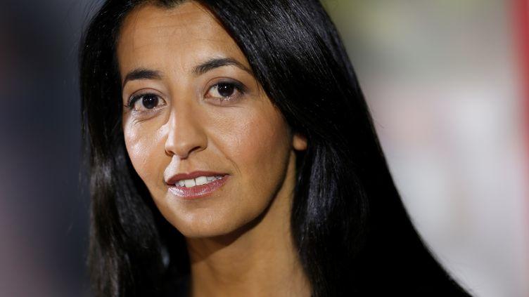 Karima Delli, eurodéputée EELV, en 2016. (THOMAS SAMSON / AFP)