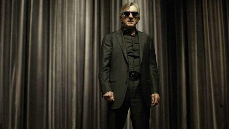 """Robert de Niro en séance photo pour le film """"Red Lights"""" de Rodrigo Cortes (juillet 2012)  (AFP / Kobal / The Picture Desk)"""