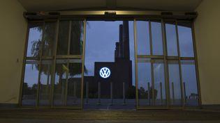 L'usine Volkswagen à Wolfsburg (Allemagne),le 22 september2015. (AXEL SCHMIDT / REUTERS )