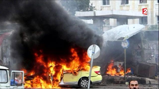 Syrie : des attentats de Daech font 148 morts en terre alaouite