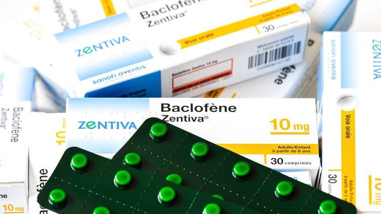 Le baclofène pouvait déjà être prescrit depuis 2014 pour l'addiction à l'alcool grâce à une recommandation temporaire d'utilisation. (ERIC BERACASSAT / ONLY FRANCE / AFP)