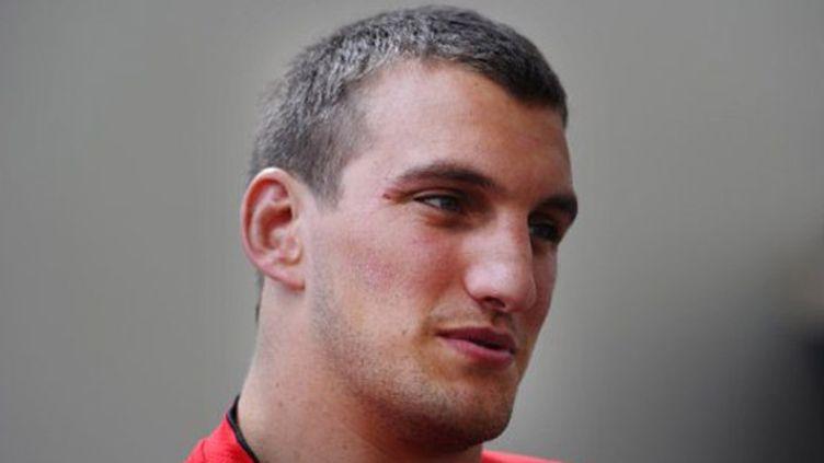 Le capitaine gallois en Coupe du monde, Sam Warburton
