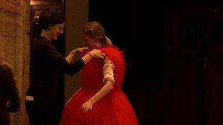Des costumes pour tous les goûts à l'Opéra Comique, novembre 2014  (Culturebox)