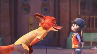 """""""Zootopie"""", le nouveau film des studios Disney, une histoire d'animaux qui nous ressemblent  ( The Walt Disney Company France)"""