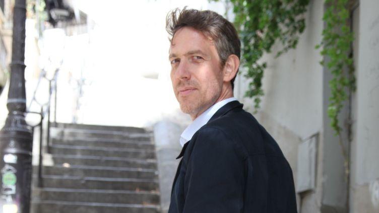 Raphaël Rupert, lauréat du prix Flore 2018.  (L'Arbre vengeur)
