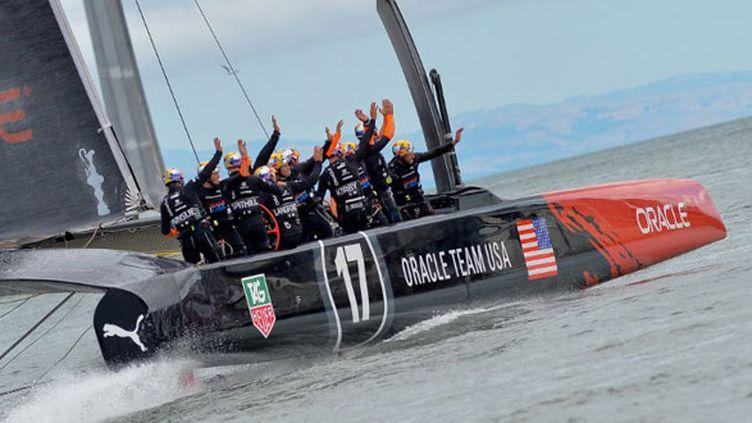 Cette deuxième victoire va être le déclic pour Team Oracle USA. L'équipage américain disputera les suivantes comme des finales et les remportera toutes.