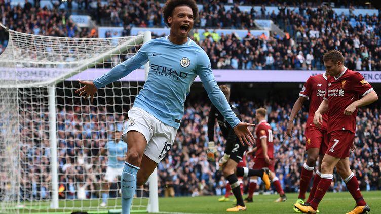 Les Citizens ont atomisé Liverpool 4 à 0. (OLI SCARFF / AFP)