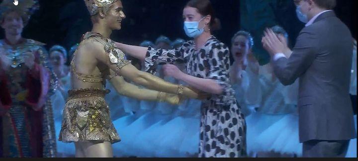 Paul Marque nommé danseur principal à l'Opéra Bastille le 13 décembre (capture d'écran Opéra de Paris)
