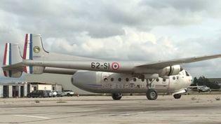 Laissé à l'abandon de nombreuses années, le Noratlas est le plus vieil avion au monde en état de vol. (CAPTURE D'ÉCRAN FRANCE 3)