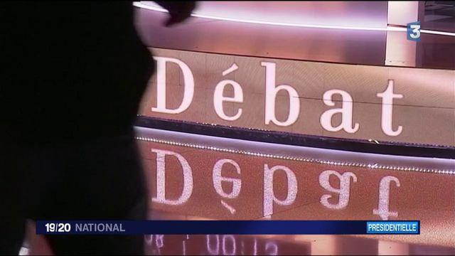 Présidentielle : derniers préparatifs du débat de l'entre-deux-tours