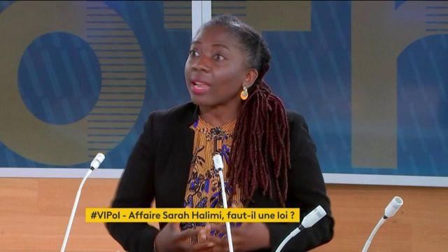 """Affaire Sarah Halimi : """"Il y a une instrumentation qui sert les desseins politiques de la majorité"""", affirme Danièle Obono"""