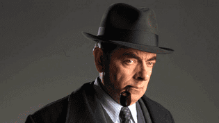Rowan Atkinson en Commissaire Maigret  (BBC Worldwide)