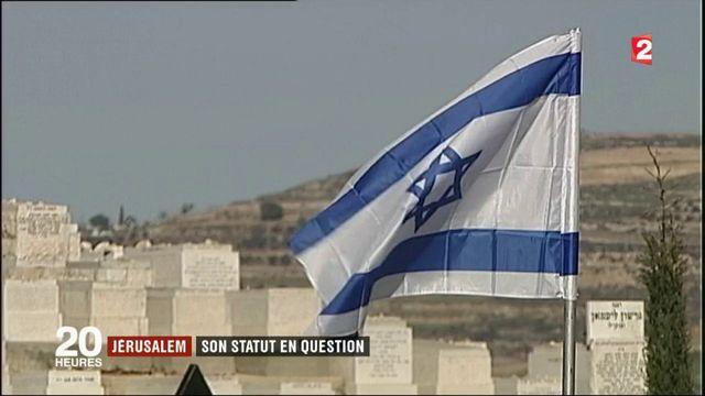 Jérusalem : un statut en question